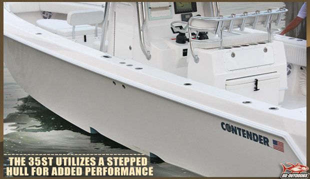 Contender 35 Offshore Boat Review