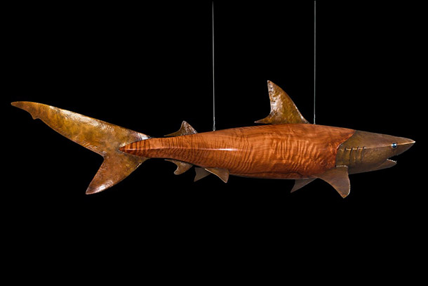 Sculpture Art Fish Carving