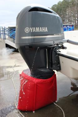 Flushing Yamaha Outboard Methods