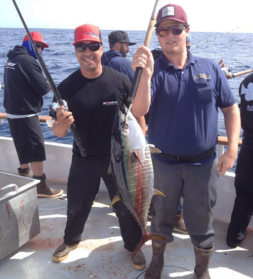 Seabass Join party
