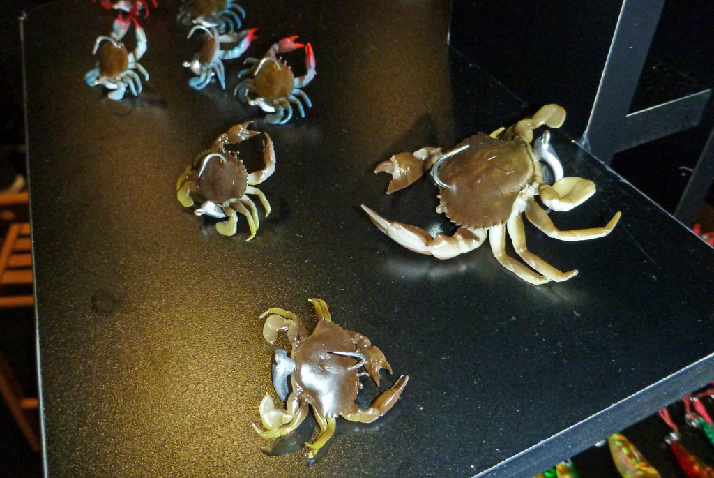 crab jigs