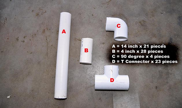 Diy Rod Racks For The Garage Diy Fishing Rod Holders For Garage Bloodydecks