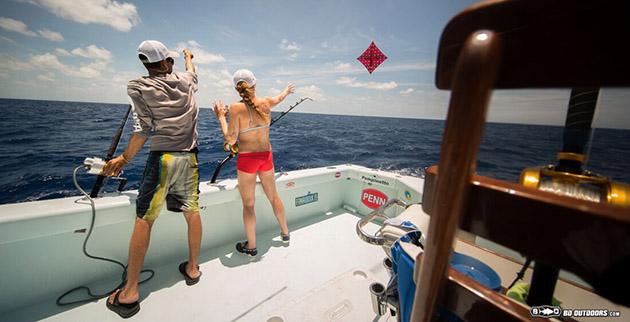 2015 Cat Cay Tuna Tournament