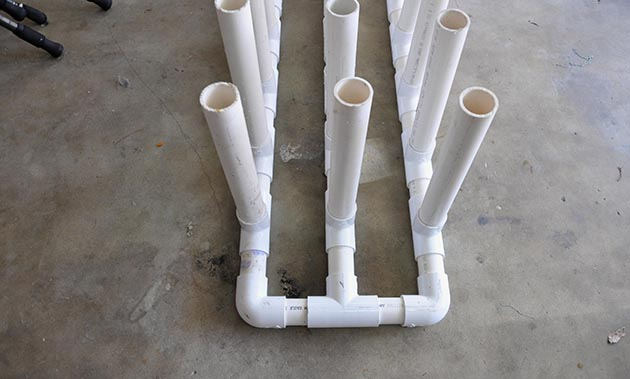DIY Rod Racks