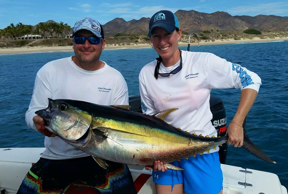 East Cape Mexico Tuna