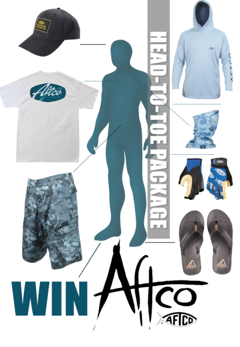 AFTCO Giveaway Contest