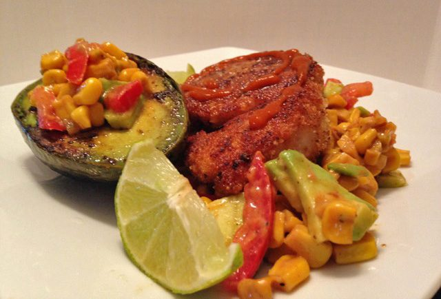 Fish recipe cumin crusted grouper bd outdoors for Grouper fish recipes