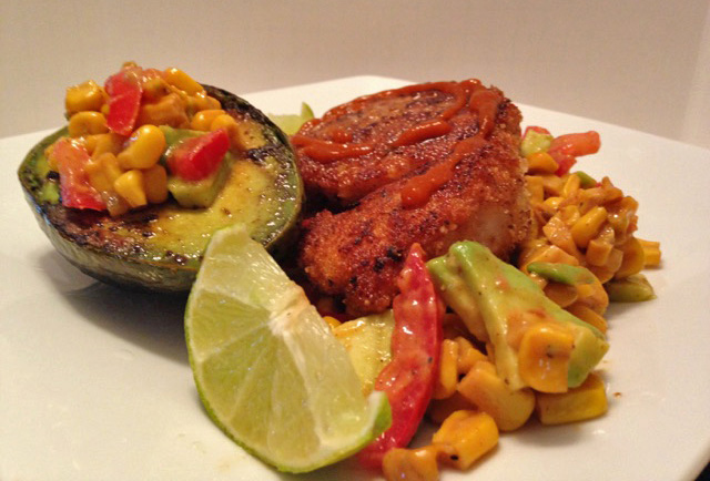Fish Recipe - Cumin Crusted Grouper