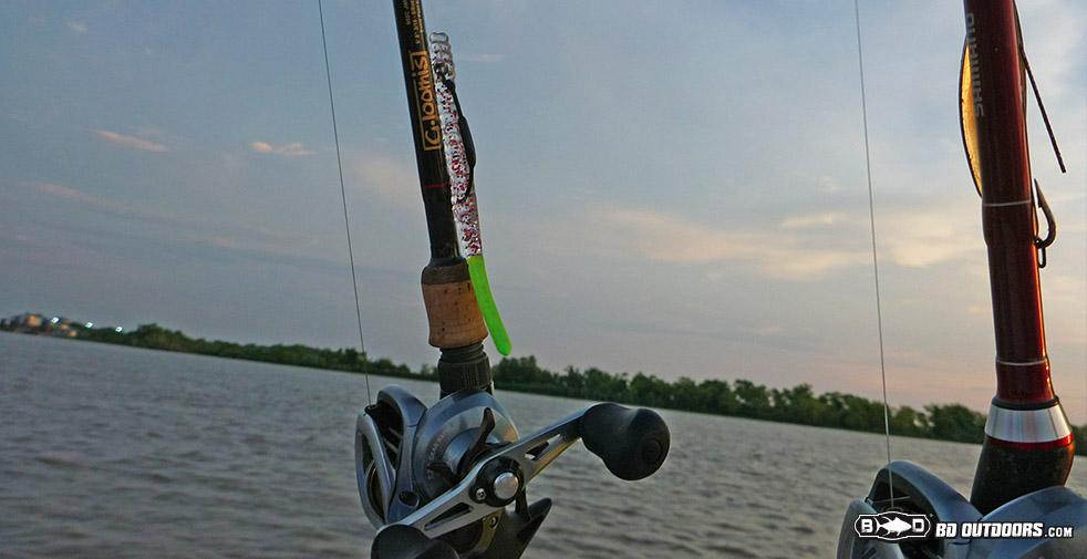 cajun fishing