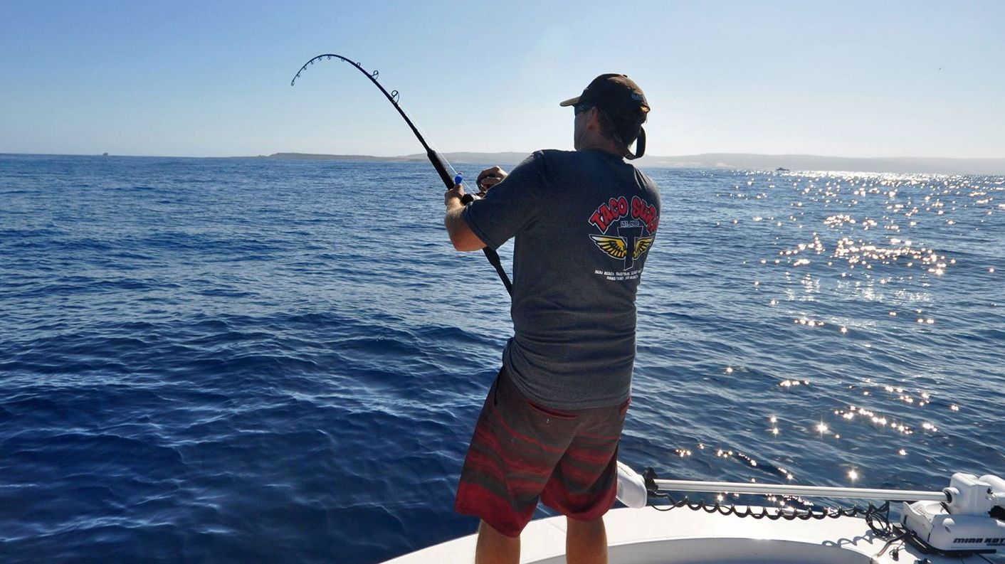 Post labor day fishing options bd outdoors for Clements fishing barge