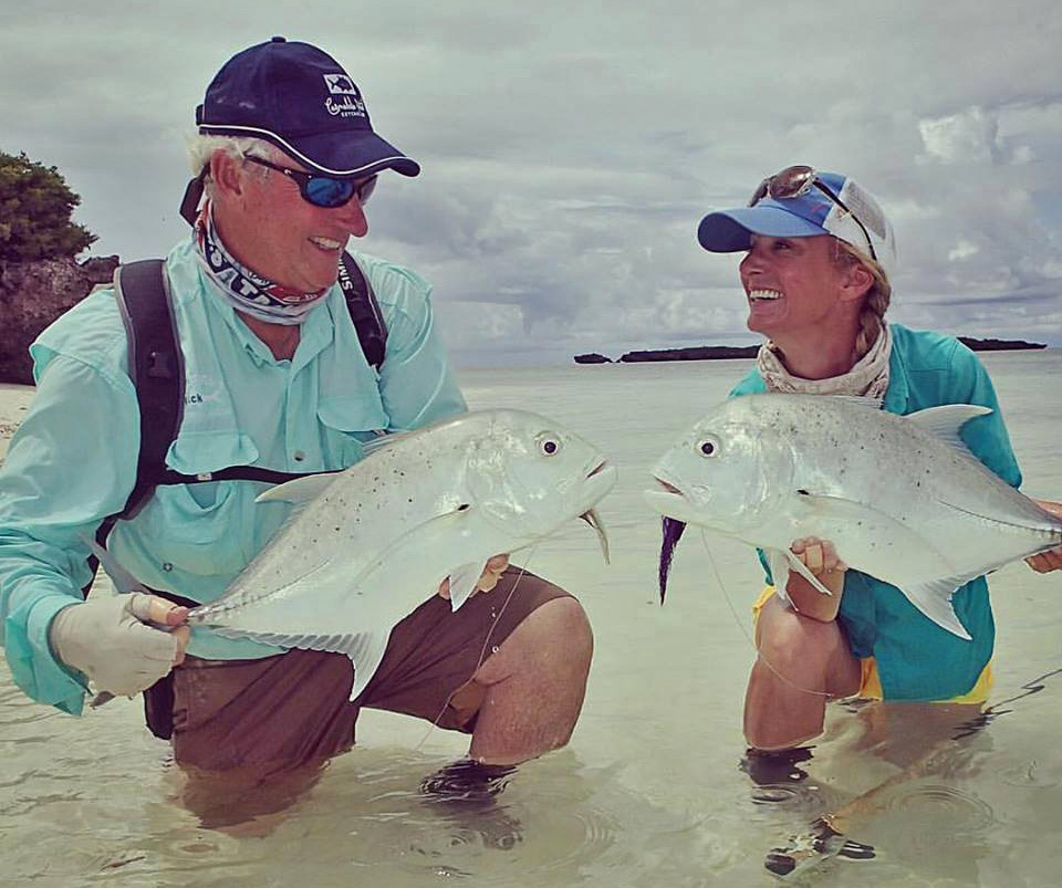 Meredith McCord fishing travel