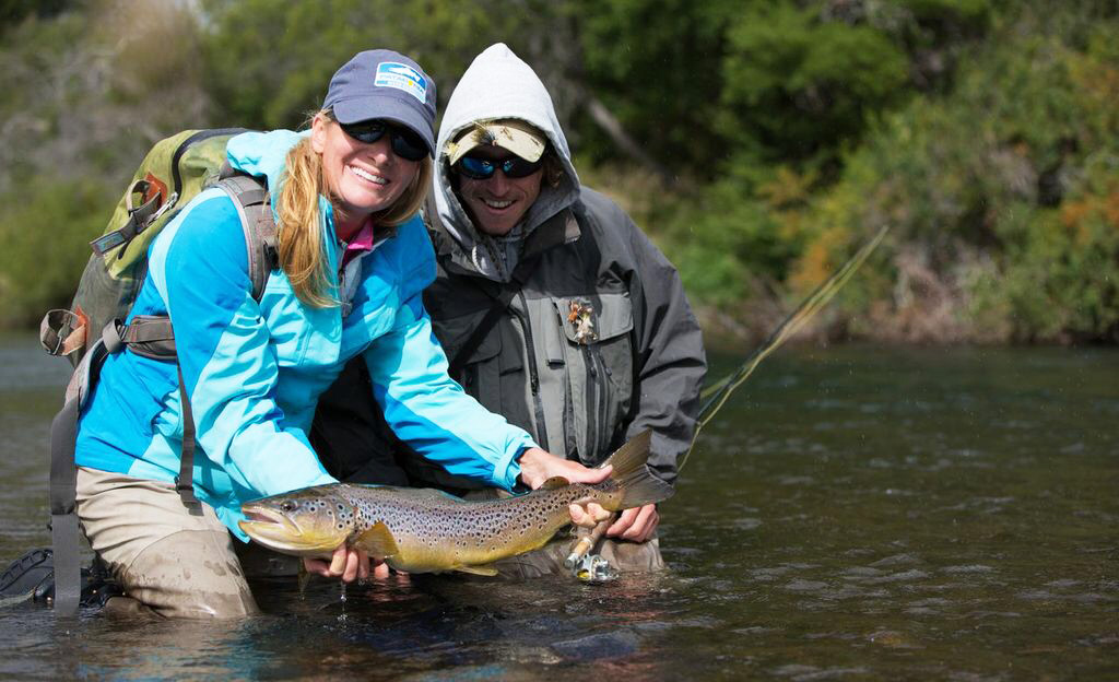 Meredith McCord freshwater trout