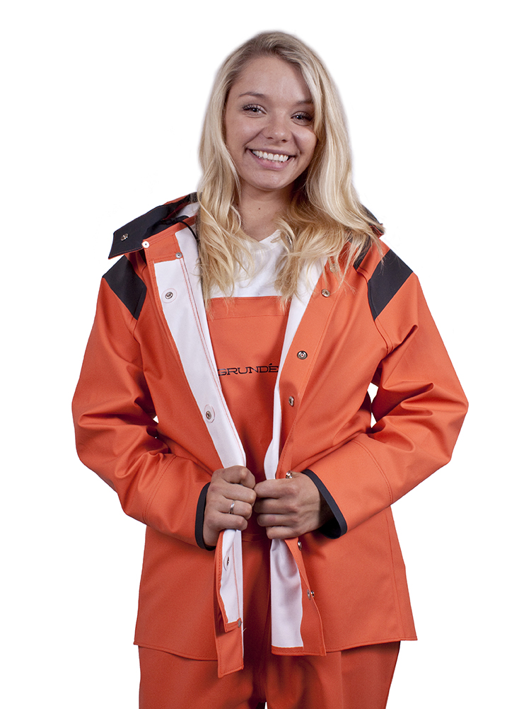 Grundens Introduces Rain Gear Designed For Women Bd Outdoors