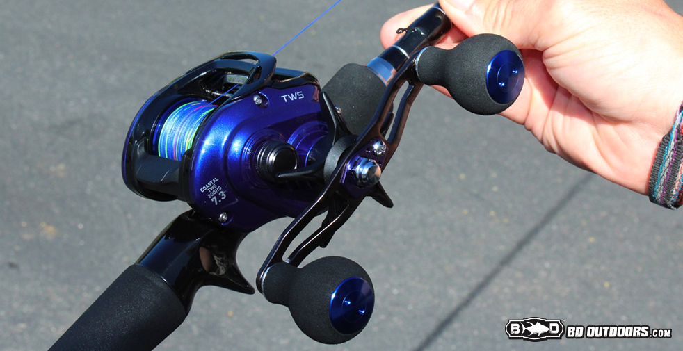 1797076db9e Daiwa has been listening to what inshore saltwater fishermen have been  wanting; a long lasting, high-speed reel with more line capacity and  increased drag ...