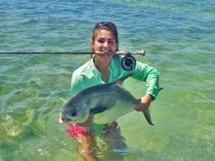 flyfishing ladies