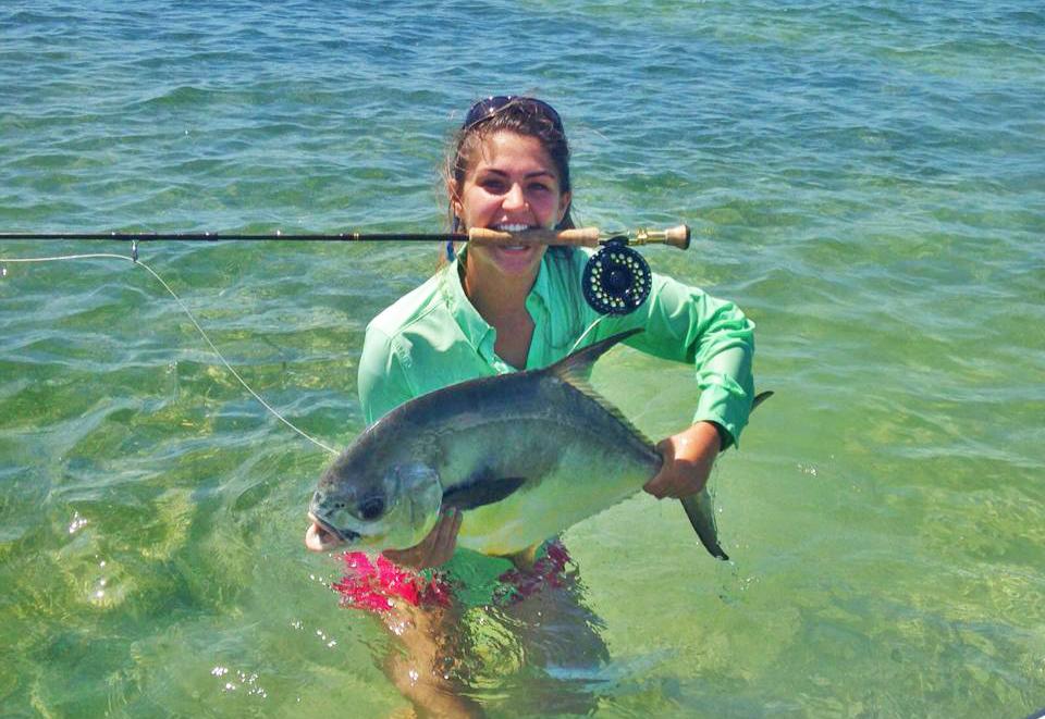 Heather Harkavy flyfishing ladies