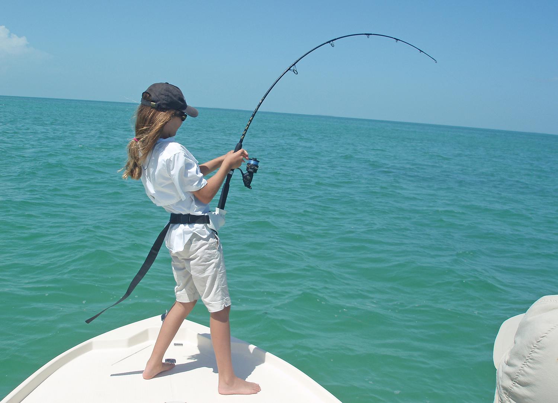 Heather Harkavy women fishing