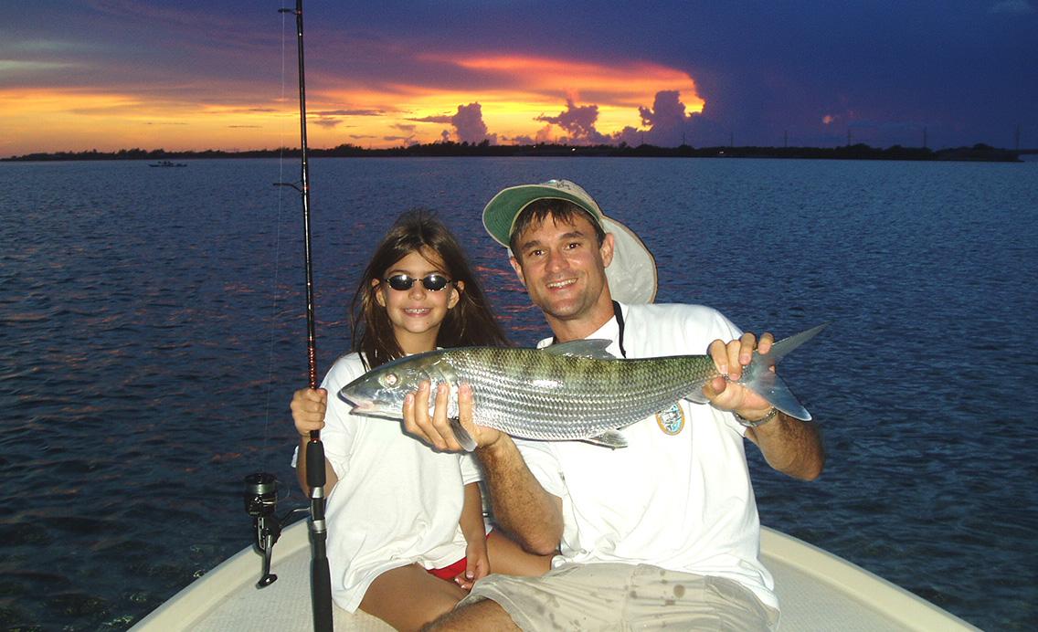 Heather Harkavy fishing women