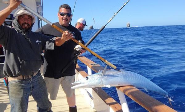 wahoo fishing