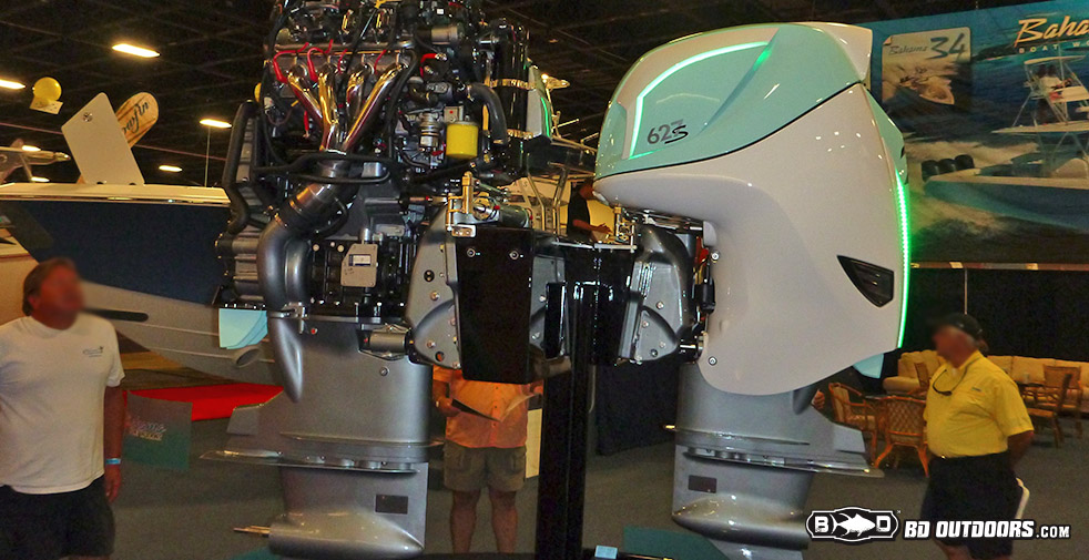 Outboard Motor Prices >> 2015 Ft. Lauderdale Boat Show - A Pictorial Tour - BD Outdoors