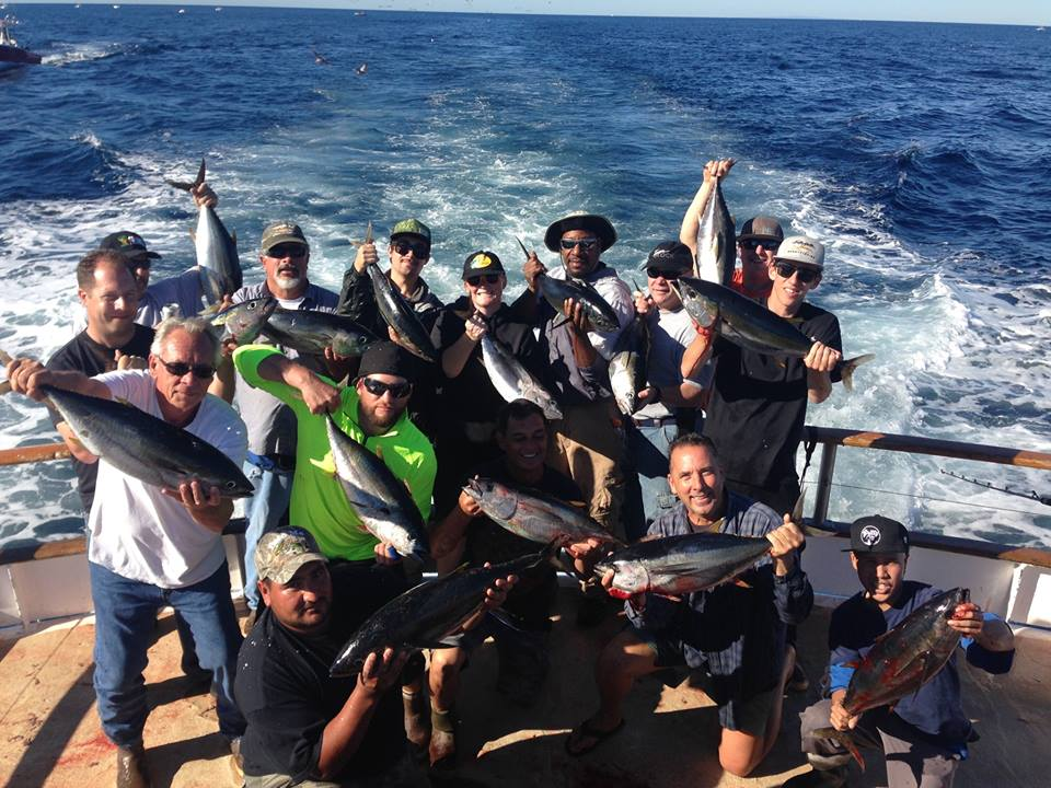 sportfishing trips