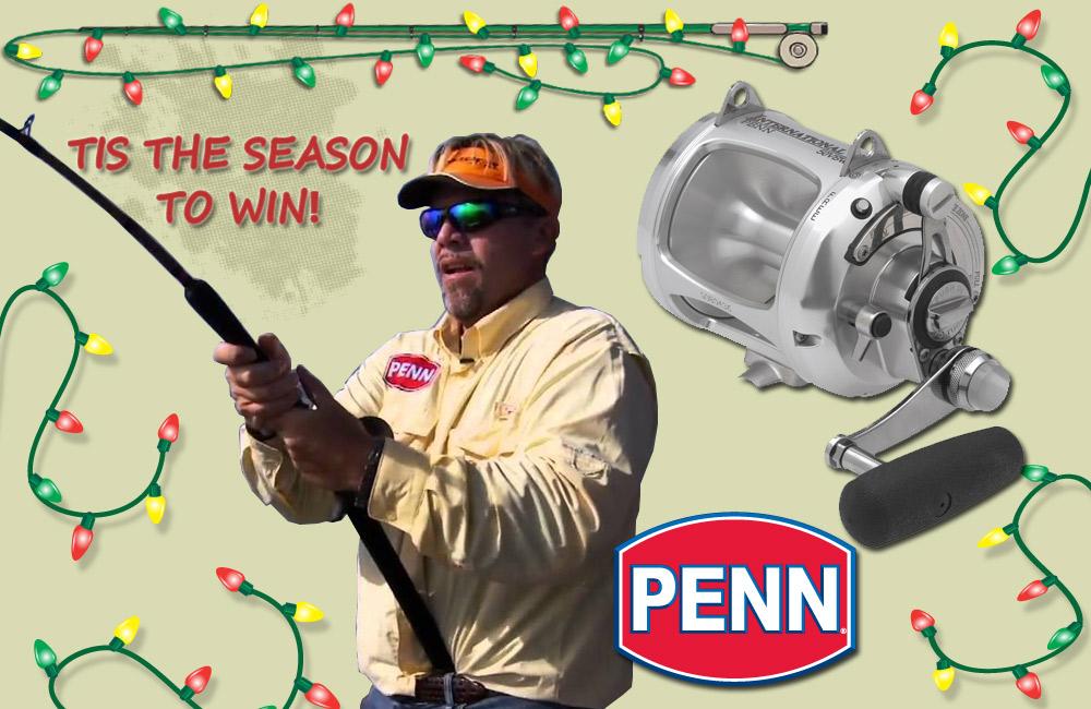 Penn reel - Penn International Reel