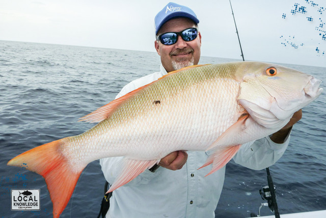 Mutton snapper regulations changes coming january 1 bd for Snapper fish florida