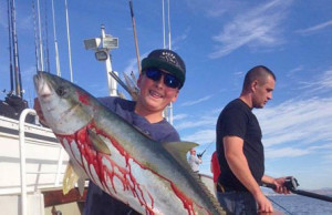 yellowtail fishing