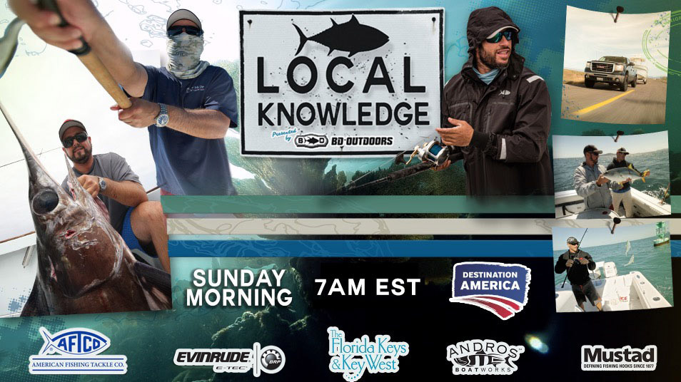 local knowledge on destination america hd channel guide