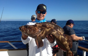 rockfishing trips
