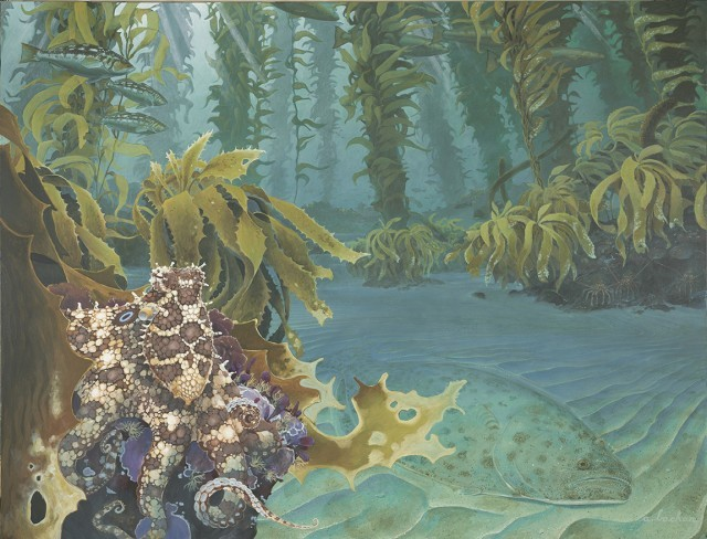 marine art - Artist Spotlight Amadeo Bachar