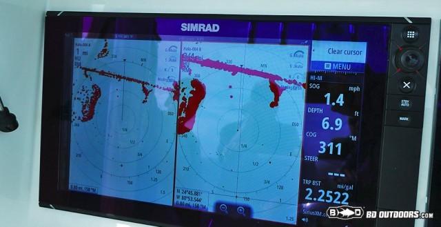 boat radar