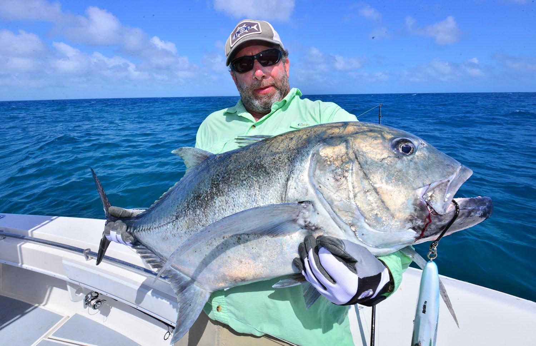da7544e0bd7 Captain Andy Mezirow of Crackerjack Sportfishing Charters in Alaska.
