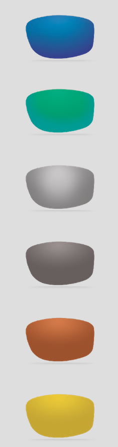 4dfe06dd733 Costa s Trevally can be customized in its full array of patented color  enhancing polarized 580™ lenses.