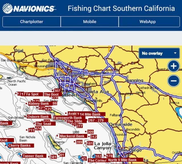 Navionics bd offer free fishing spot charts bd outdoors for Navionics fishing app