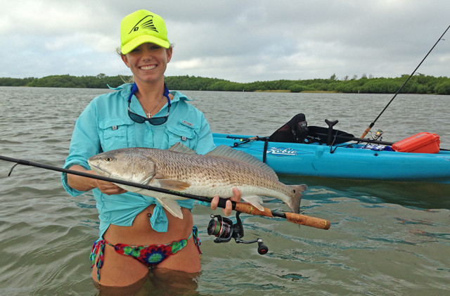 Chrissy Rice florida redfish