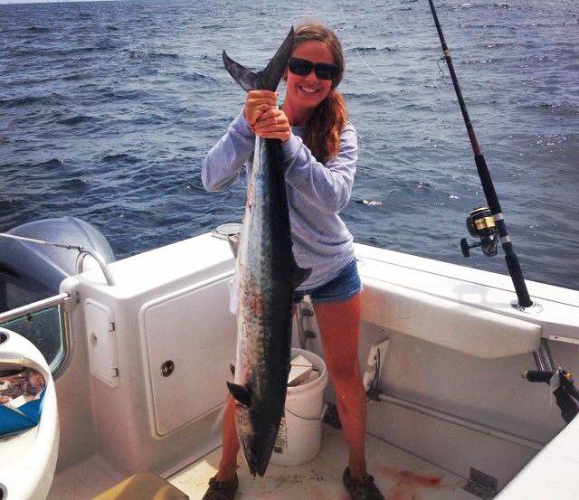 Katey McClenny fishin chick
