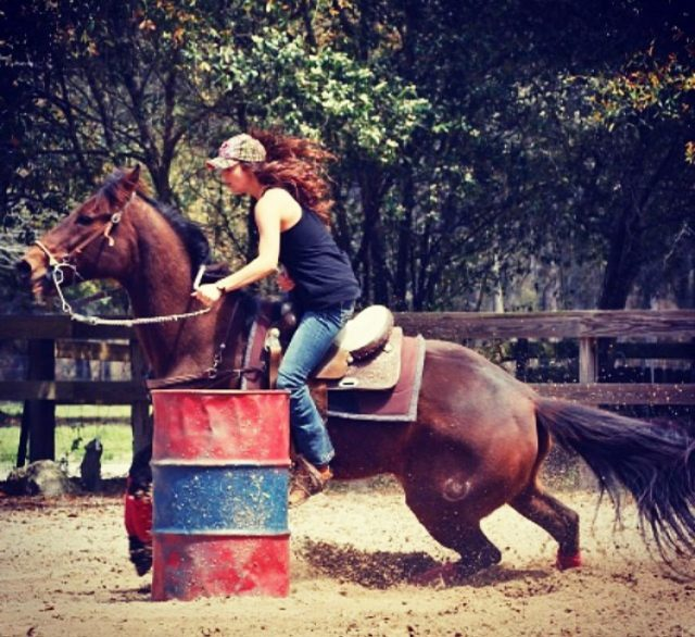 Katey McClenny rodeo