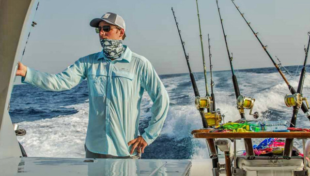 sportfishing apparel - grundens new sportfishing apparel