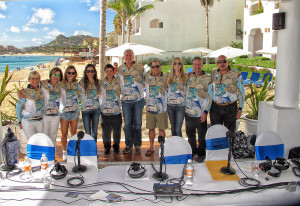 Los Cabos 2015 Gathering for fishing