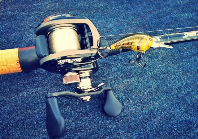 bass fishing - crankbaits springtime bass