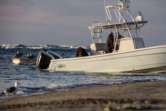 andros boats