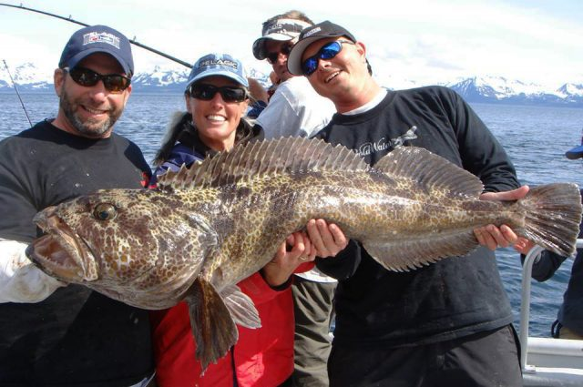 Cory Redwine Alaska fishing