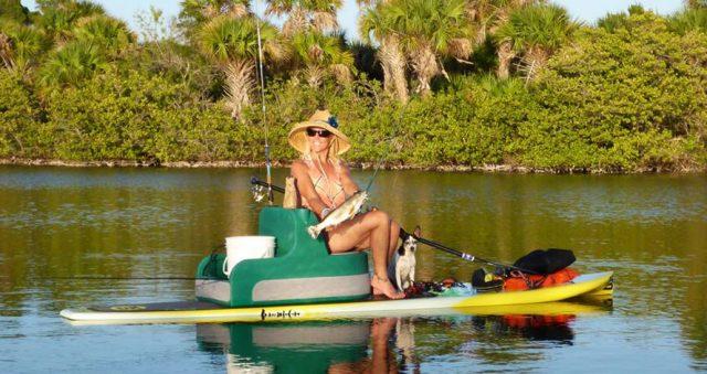 Cory Redwine paddle sports