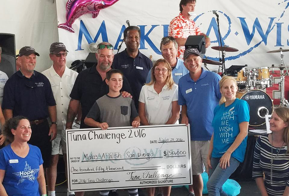 2016 Make A Wish Tuna Challenge Results Bdoutdoors