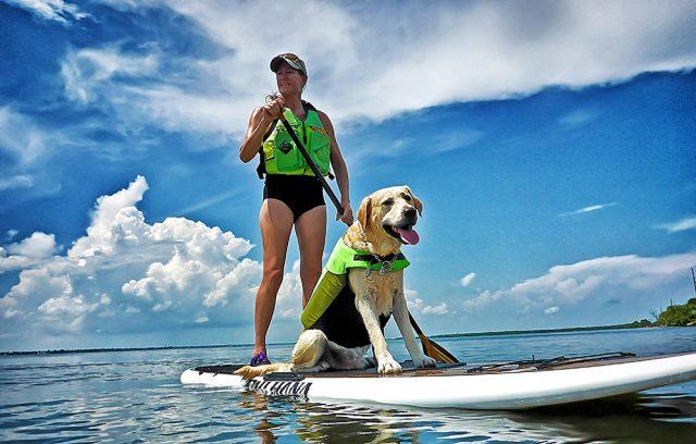 Dee Kaminski paddle sports