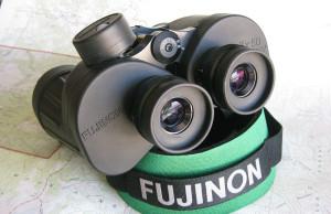 binoculars fishing