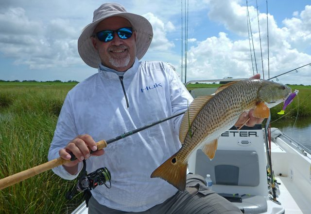 Louisiana sampler bd outdoors for 13 fishing creed gt