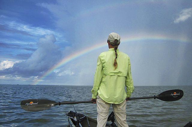Dee Kaminski fishing guide