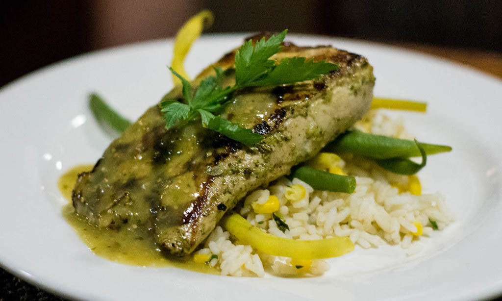 Herb Marinated Grilled Yellowtail Best Yellowtail Recipes Bd